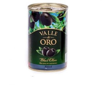 Маслины конс. рез. ж/б «Valle de Oro» 3100гр