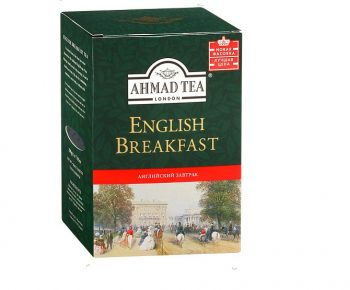 Чай Ahmad Tea «Английский завтрак»