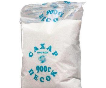 Сахар песок 900 гр