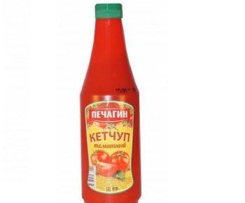 Кетчуп Печагин томатный бут 850гр*12, шт