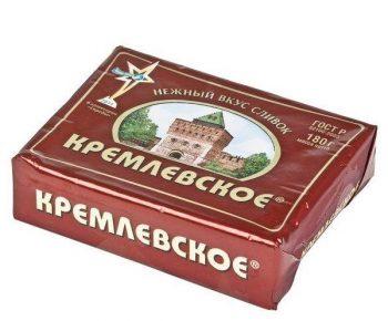Масло Кремлевское спред 60% 180 гр