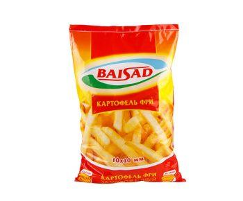 Картофель Фри Байсад 10мм*2,5кг