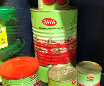 Томатная паста Paya